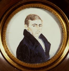 Portret van mogelijk Bastiaan Ritmeester (1804-1878)