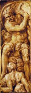 Simson verslaat de Filistijnen (Richteren 15:9-20)