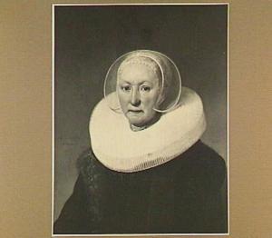 Portret van Cornelia van Wesel (?-1644)
