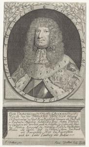 Portret van Frederik Willem, keurvorst van Brandenburg (1620-1688)