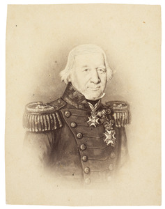 Portret van Otto Willem Gobius (1758-1843)