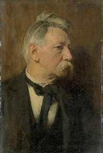 Portret van Willem Steelink II (1856-1928)