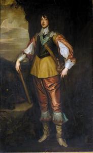 Portret van Karl Ludwig I, keurvorst van de Palts (1617-1680)