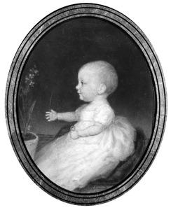 Portret van Louise Wilhelmine Frederique van Heeckeren van Kell (1778-1851)