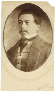 Portret van Franciscus Junius van Hemert (1825-1885)