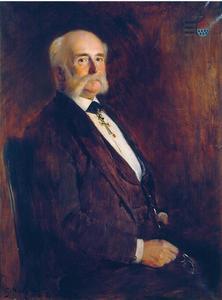 Portret van Reinhard Jan Christiaan baron van Pallandt (1826-1899)