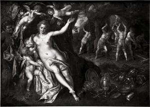 Venus in de smidse van Vulcan