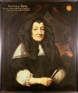 Portret van waarschijnlijk Geertgen Buys (1607-1677)