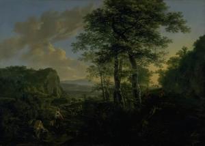 Italianiserend landschap