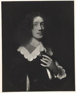 Portret van Philip Leendertsz van der Broeck (1622-?)
