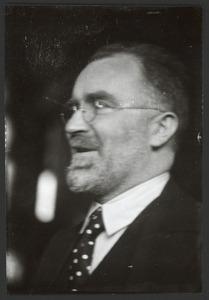 Portret van Kaspar Niehaus