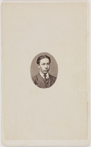 Portret van Othon Daniel van der Staal (1853-1937)