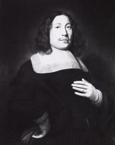 Portret van Jacob Ouzeel (1601-1666)