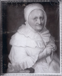 Portret van Barbara Agnes Rouse (1727-1818)