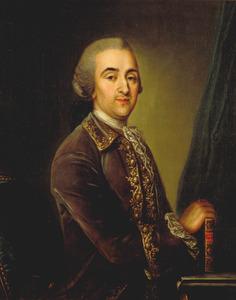 Portret van Joseph de Pinto (1732-1801)