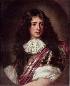 Portret van Philippe de Bourbon, Duc de Vendôme, Grand Prieur van de Orde van de Ridders van Malta in Frankrijk (1655-1727)