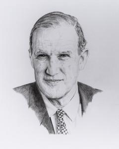 Portret van Schelto Patijn (1936- 2007)