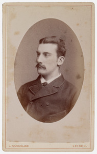 Portret van Gerard Henri Sijthoff (1861-1917)