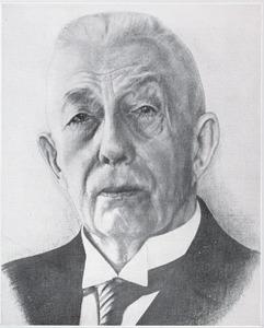 Portret van Hendrikus Colijn (1869-1944)