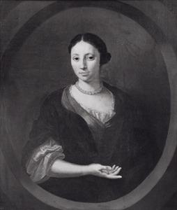 Portret van Elisabeth Barnaart (1666-1739)