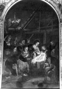 Aanbidding van de herders (Lucas 2:15-18)
