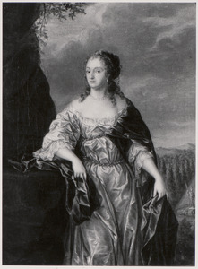Portret van Mary Killegrew (1627-1677)