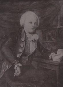 Portret van Roelof Barthold Sloet tot Everlo ( -1794)