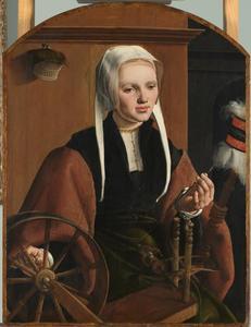 Portret van Anna Codde (1504-?)