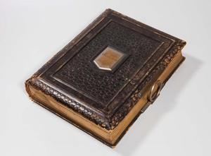 Fotoalbum Maskerade, Utrecht 28 juni 1881: De inkomst van Aartshertog Matthias in Brussel, 1578