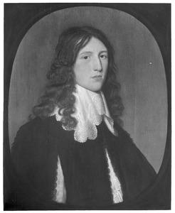 Portret van Willem van Beveren (1624-1672)