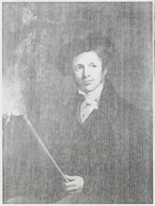 Portret van Jan van Ravenswaay (1789-1869)