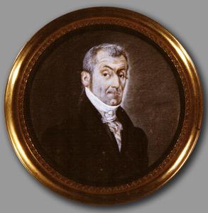 Portret van Joannes Henricus Kuijtenbrouwer ( -1830)