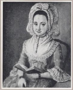 Portret van Agatha van Dieren (1775-1857)