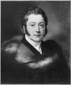 Portret van Willem Johan Philip Sloet van Toutenburg (1796-1873)