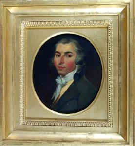 Portret van Aart van der Kaa (1767-1806)
