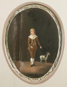 Portret van Jan Hoekstra (1782- )