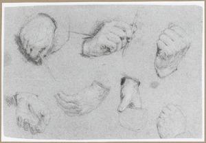 Studies van handen