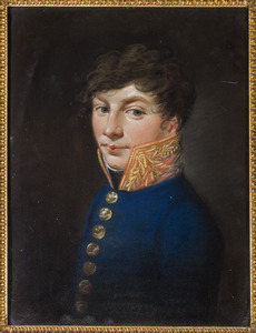Portret van Anthony Willem Hendrik de Man (1793-1842)