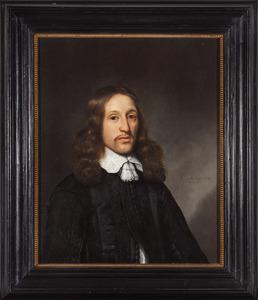 Portret van Nicolaes Stoop (1620-1694)