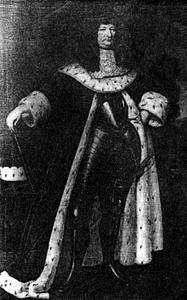 Portret van Friedrich Wilhelm van Brandenburg (1620-1688)