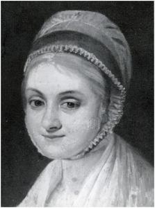Portret van Catharina Wurmbach (1778-1815)