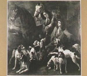 Rust na hondenjacht