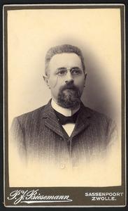 Portret van Pieter Brouwer (1868-1926)
