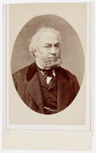 Portret van G.L. Verwaayen (1817-1884)