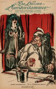 Moord, hongersnood en nu Venerische Ziekten