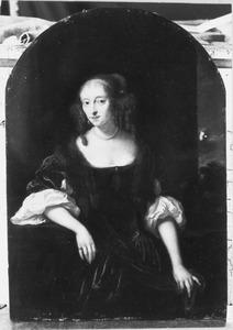 Portret van Wendela Bicker (1636-1668)