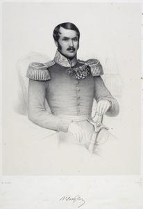 Portret van Celestin Juste Joseph de Posson (1778-1842)
