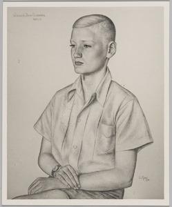 Portret van Wicher Jan Slagter (....-....)
