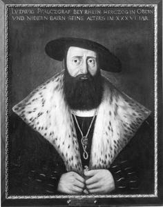 Portret Lodewijk X van Beieren