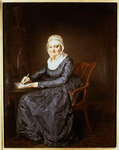 Portret van Elisabeth Goverts (1749-1829)